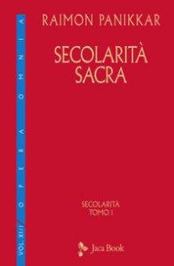 Copertina di 'Secolarità sacra'
