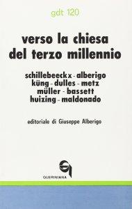 Copertina di 'Verso la Chiesa del terzo millennio (gdt 120)'