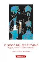 Il senso del multiforme. Saggi di cultura e letteratura italiana - Giacintucci Marco, Nasuti Bruno