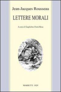 Copertina di 'Lettere morali'