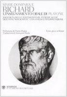 L' insegnamento orale di Platone - Richard Marie-Dominique