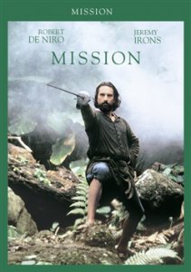 Copertina di 'The Mission'