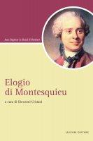 Elogio di Montesquieu - Jean-Baptiste Le Rond d'Alembert, Giovanni Cristani