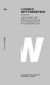 Copertina di 'Lezioni sulla psicologia filosofica'