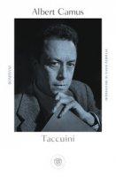 Taccuini - Camus Albert