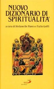 Copertina di 'Nuovo dizionario di spiritualità'