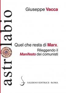 Copertina di 'Quel che resta di Marx'