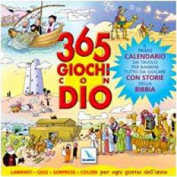 365 giochi con dio vol 1 il primo calendario da tavolo for Giochi per bambini di un anno