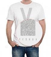 Immagine di 'T-shirt Yeshua nera - taglia XL - uomo'
