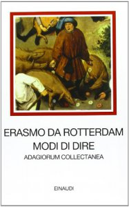 Copertina di 'Modi di dire. Adagiorum collectanea'