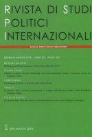 Rivista di studi politici internazionali (2018)