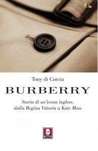 Copertina di 'Burberry'