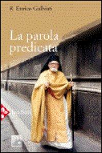 Copertina di 'La parola predicata'