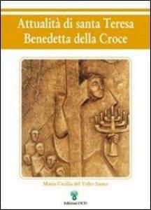 Copertina di 'Attualità di s. Teresa Benedetta della Croce'