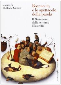 Copertina di 'Boccaccio e lo spettacolo della Parola'