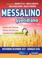 Messalino quotidiano (Novembre-Dicembre 2021 Gennaio 2022)