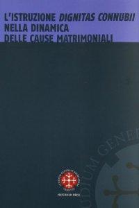 Copertina di 'L' istruzione dignitas connubii nella dinamica delle cause matrimoniali'