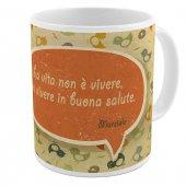 """SalusTazza """"La vita non è vivere... """" (Marziale) - Marziale"""