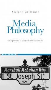Copertina di 'Media Philosophy'