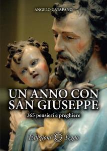 Copertina di 'Un anno con san Giuseppe'
