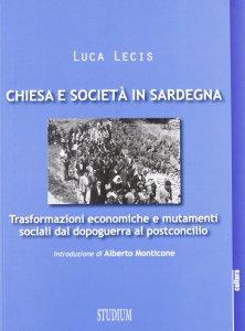 Copertina di 'Chiesa e società in Sardegna'