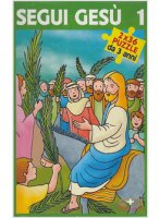 Segui Gesù 1 (libro + 2x36  puzzle) - Margherita Pirch