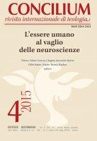 Concilium 04-2015: L'essere umano al vaglio delle neuroscienze