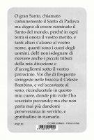 """Immagine di 'Card pvc con preghiera """"Sant'Antonio di Padova""""'"""