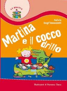 Copertina di 'Martina e il coccodrillo'