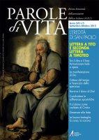 L'attesa del tempo e l'esercizio della speranza nelle pastorali - De Virgilio Giuseppe