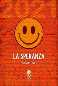 """Copertina di 'Agendina giornaliera 2021 """"La Speranza""""'"""