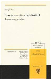 Copertina di 'Teoria analitica del diritto'