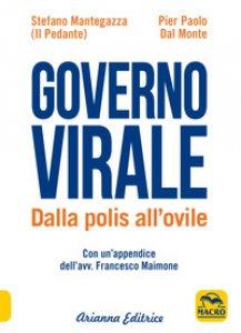 Copertina di 'Governo virale. Dalla polis all'ovile'