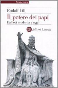 Copertina di 'Il potere dei papi'