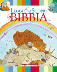 Copertina di 'Leggi e scopri la Bibbia'