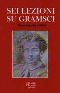 Copertina di 'Sei lezioni su Gramsci'