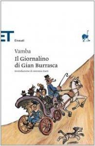 Copertina di 'Il giornalino di Gian Burrasca'