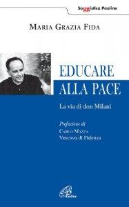 Copertina di 'Educare alla pace'