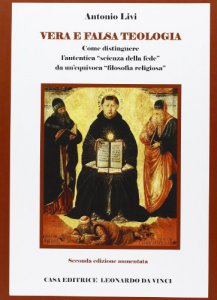 Copertina di 'Vera e falsa teologia'