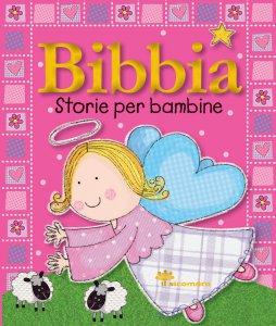 Copertina di 'Bibbia. Storie per bambine'
