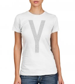 Copertina di 'T-shirt Yeshua nera - taglia XL - donna'