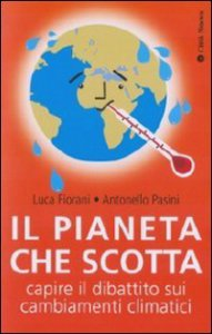 Copertina di 'Il pianeta che scotta'