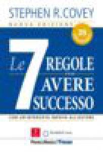 Copertina di 'Le sette regole per avere successo'