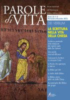 Parole di vita anno LX - n. 6 / 2015 - Aa. Vv.