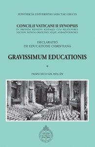 Copertina di 'Concilii Vaticani II Synopsis. Gravissimum educationis'