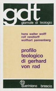 Copertina di 'Profilo teologico di Gerhard von Rad (gdt 075)'