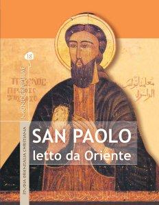 Copertina di 'San Paolo letto da Oriente'