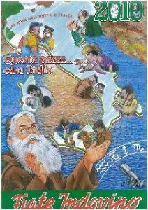 Copertina di 'Calendario Frate Indovino 2010. Questa pazza... cara italia'