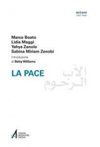 Copertina di 'La pace'