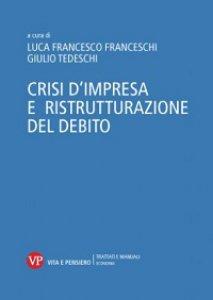 Copertina di 'Crisi d'impresa e ristrutturazione del debito.'